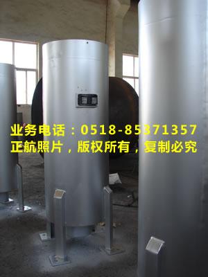 以上设备的排汽管要求配置结构轻便,安装更方便的蒸汽吹扫消声器.